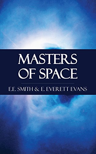 book cover of Masters of Space