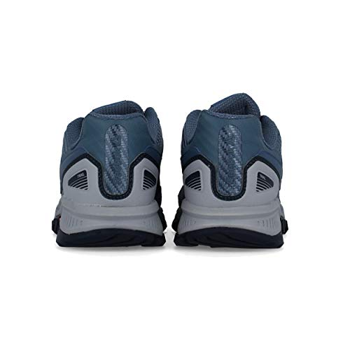 3 Grey Chaussures Slate di cloud De Multicolore Navy blue Randonne Trail collegiate Femme Basses 000 0 Ridgerider Reebok wOEq11