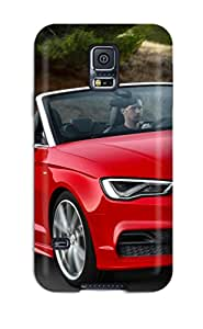 Pamela Sarich's Shop Best 2853509K14429073 Premium Protective Hard Case For Galaxy S5- Nice Design - Audi A3 21