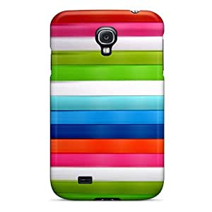 Durable Case For The Galaxy S4- Eco-friendly Retail Packaging(colours)