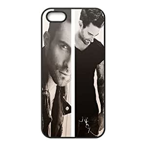 LSQDIY(R) Adam Levine iPhone 5,5G,5S Case, Custom iPhone 5,5G,5S Phone Case Adam Levine