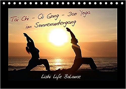 Tai Chi - Qi Gong - Dao Yoga im Sonnenuntergang - Author ...