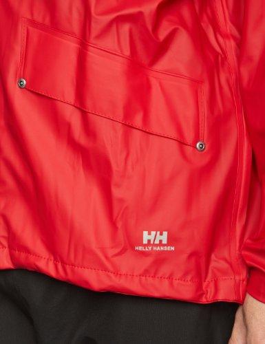 Voss hombre para Jacket Rojo Hansen Helly Chaqueta wxXvq7p5I