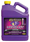 Wizards Mystic Cut_Non Abrasive Buffing Compound & Scratch Remover for Car Care 1 Gallon