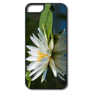 Cartoon Water Lily Macro IPhone 5/5s Case For Couples