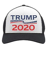 Tstars - Donald Trump President 2020 Campaign Trucker Hat Trucker Hat Mesh Cap