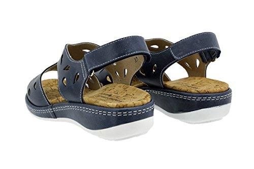 Sandales Marino Confort Amovible Femme Chaussure Piesanto À 180907 Semelle Tucson Cqqdzw