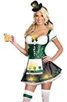 Dreamgirl Women's Lady Luck Costume