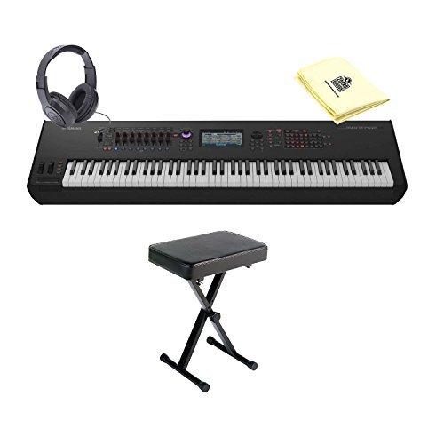 Yamaha M O N T A G E - 8 Flagship Music 88 Key Workstation