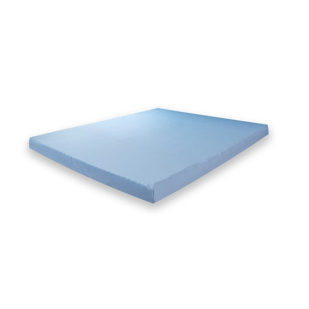 3-Inch Cool Cloud Gel Memory Foam Mattress Topper, Full