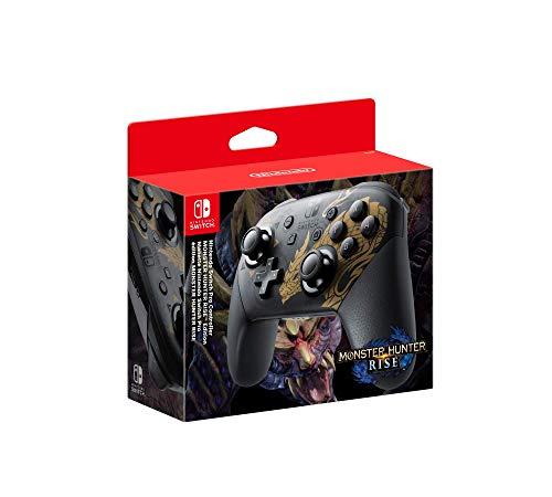 Nintendo Switch Draadloze Pro D-Pad Controller – Monster Hunter: Rise Edition