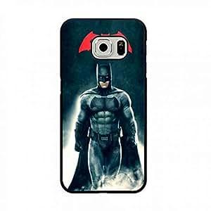 Batman v Superman: Dawn of Justice Samsung Galaxy S7 Edge Phone Funda,DC Superhero Batman Cover Protective Skin for Samsung Galaxy S7 Edge