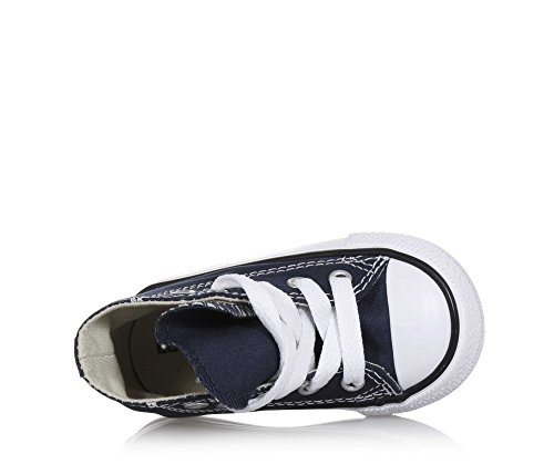 Converse Shoe High Blue 7j233c Blue