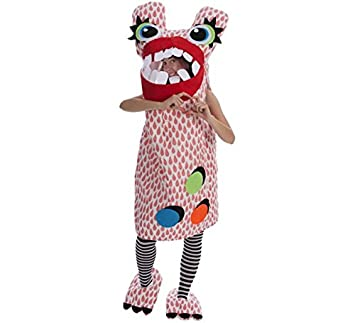 Disfraz de Monstruo Tragón Rosa adulto Única: Amazon.es: Juguetes y juegos