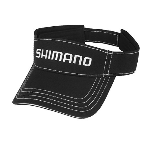 Shimano Adjustable Visor Black