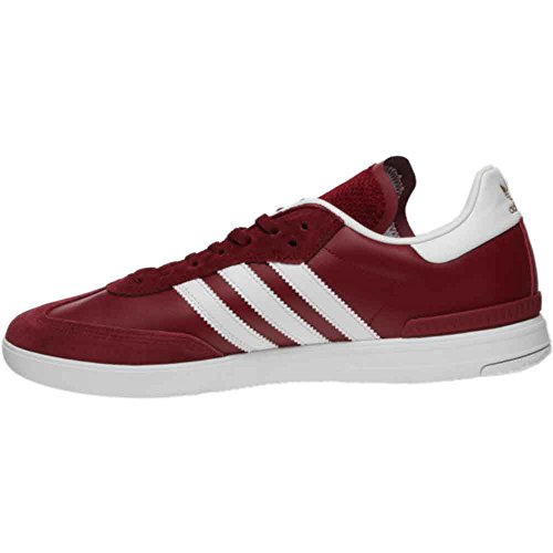adidas Skateboarding Mens Samba ADV Collegiate Burgundy/White/Bluebird buy cheap get authentic free shipping new styles sale outlet shopping online clearance outlet release dates 9gGPZzI