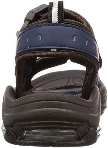 [ダンロップモータースポーツ] メンズ アウトドア スポーツサンダルDSM43
