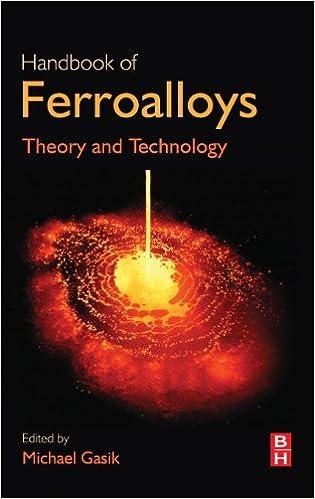 Read Handbook of Ferroalloys: Theory and Technology PDF, azw (Kindle)