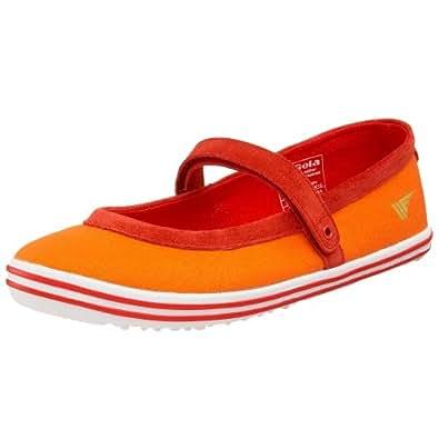 Gola Women's Daisy Flat, Orange/Red, 7 M US