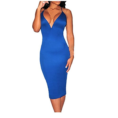 Sexy-Deep-V-neck-Backless-Bodycon-Club-Dress