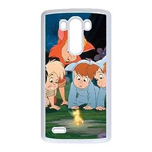 Return to Never Land LG G3 Cell Phone Case White TV0726481