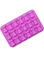 Selecto Bake - 18 hål hundben silikon chokladform