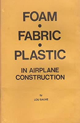 Foam - fabric - plastic in airplane construction