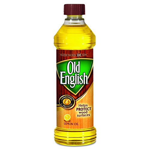 OLD ENGLISH 75143CT Lemon Oil, Furniture Polish, 16oz Bottle (Case of 6)