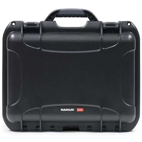 Nanuk 920 Waterproof Hard Case Empty - Black