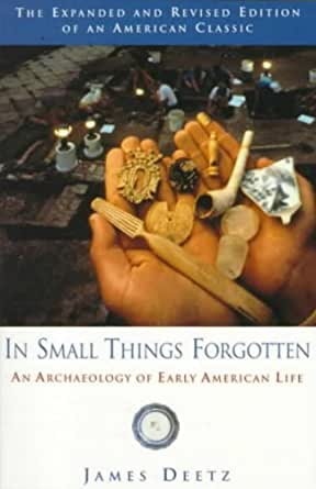 the life and works of american archaeologist james fanto deetz Click here to view this item from newsadvancecom.