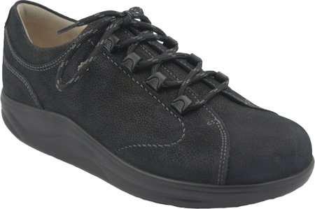 Finn Comfort Mujeres Cali Oxfords Black