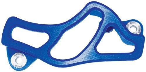 2008 Kawasaki KLX450R Rear Brake Caliper Plastic Guard - Blue, Manufacturer: T.M. Designworks, BRAKE CALIPER GUARD BLU