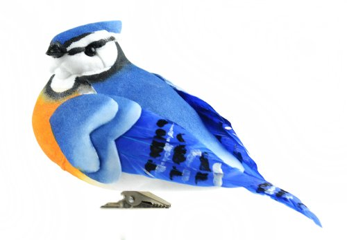 Midwest Design Touch of Nature 20129 Blue Jay, 5-Inch