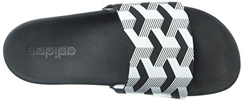 Homme Core CF Link Originals Adilette adidas Black GR White Black Core CwqpaxX