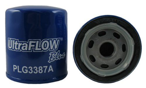 Pentius PLG3387A-12PK Blue Value Line Spin-On Oil Filter, (Pack of 12)