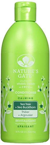 Tea Tree Calming Conditioner Nature's Gate 18 oz Liquid