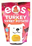 Plato Treats EOS Grain Free Turkey and Sweet Potato Dog Snack, 12-Ounce Bag, My Pet Supplies