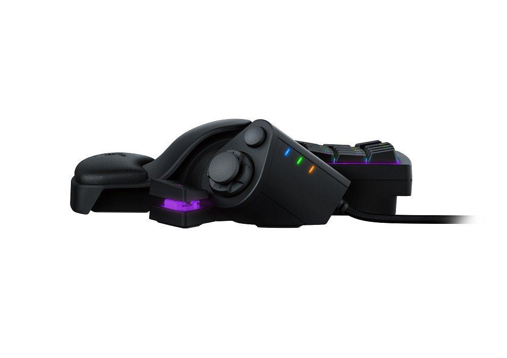 Razer Tartarus V2 - Teclado de Membrana mecánica para Gaming (con 32 Teclas programables y pulsador de Pulgar de 8 direcciones, RGB Chroma & Membrana ...