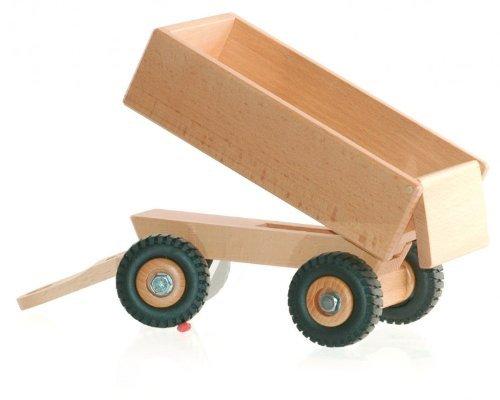 Kipper für TRaktor aus Holz