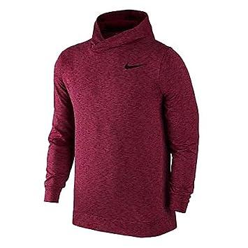 Nike 832829-652 Sudadera Hombre, Granate/Rojo Oscuro/Negro, XL