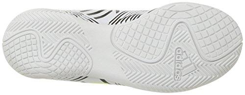 Pictures of adidas Boys' Nemeziz 17.4 in J S82464 White/Solar Yellow/Black 7