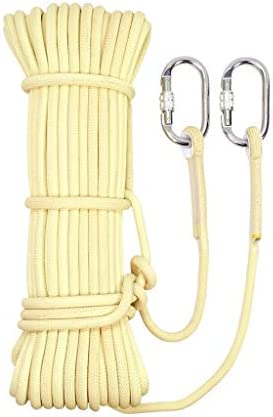 ZWJ-Cuerda para escalar Cuerda De Escalada Cuerda De Rappel ...