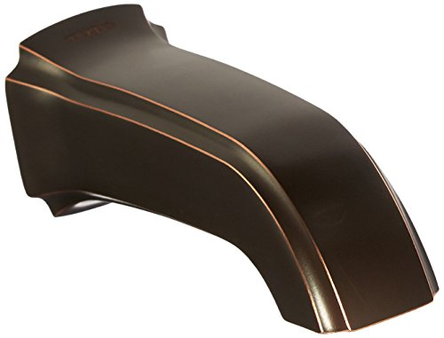 Toto TS970E#RB Guinevere Wall Spout, Oil Rubbed - Guinevere Tub Faucet