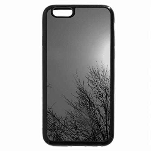 iPhone 6S Plus Case, iPhone 6 Plus Case (Black & White) - Sun Of Beauty