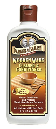 Bailey's Parker & Bailey Wooden Ware Cleaner & Conditione...