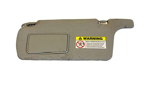 Amazon.com  Nissan XTERRA 2003 Right Side Sun Visor  Automotive c583fbd8f8e