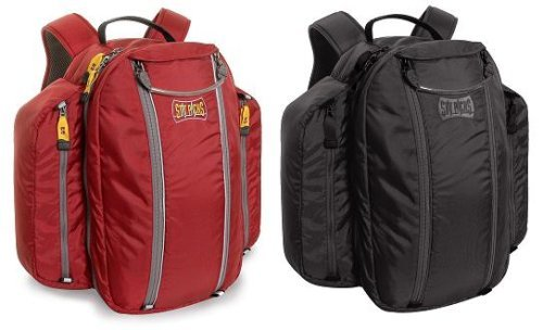 Statpacks Load N Go Bag Red/Gray by Statpacks