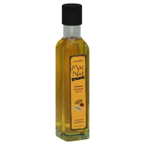 Mac Nut Oil Oil Macadamia Nut Xvrgn 8.5 Oz (Pack of 6)