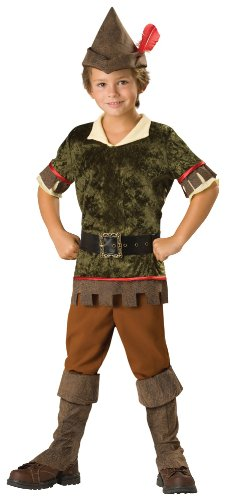 Robin Hood Children's Costume (Robin Hood Child Costume -)