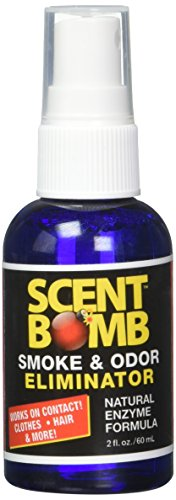 Scent Bomb On Contact Smoke and Odor Eliminator, 2 oz.